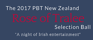 The 2017 PBT NZ Selection Event is in Wellington & Lower Hutt